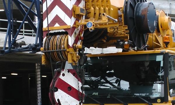 Loader Cranes Repairs and Servicing Southampton, Hampshire