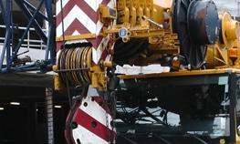 loader crane repair services company Southampton