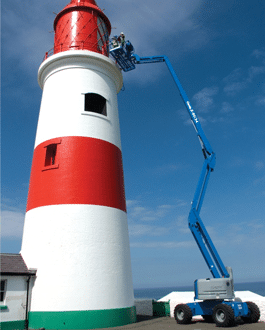 Cherry picker hire Hampshire
