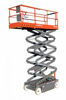 SJ4632 scissor lift hire Hampshire