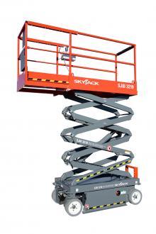 Skyjack SJ3219 scissor lift hire Hampshire