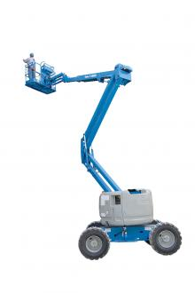 genie z45 cherrypicker Cherry Picker Hire Hampshire